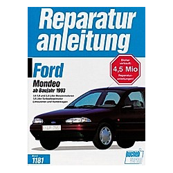 Ford Mondeo    1993-1995; . - Buch