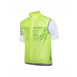 prolog cycling wear Regenjacke mit Zero-Wind-Membran XXL