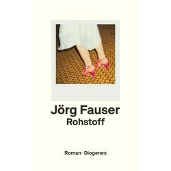 Rohstoff als Buch von Jörg Fauser