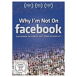 Why I'm not on Facebook - DVD  Filme