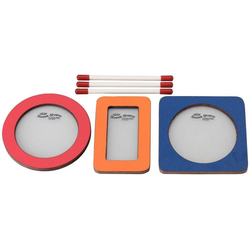Remo Sound Shape Mini Shape Pack Set