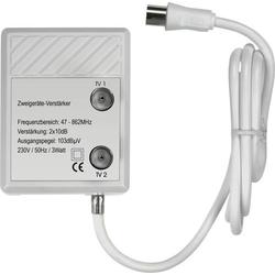 Renkforce Kabel-TV Verstärker 2-fach 20 dB