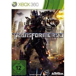Transformers 3 Xbox360-DVD