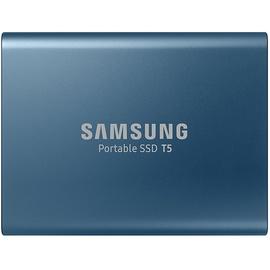 Samsung Portable T5 500 GB USB 3.1 blau