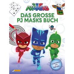 PJ Masks: Das große PJ Masks Buch als Buch von