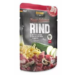 BELCANDO Rind mit Spätzle & Zucchini 300 g