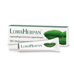 LomaHerpan Lippenpflegecreme bei Lippenherpes