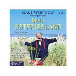 Klaus-Peter Wolf - Mein Ostfriesland (CD)