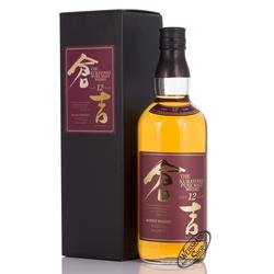 The Kurayoshi 12 YO Pure Malt Whisky 43% vol. 0,70l