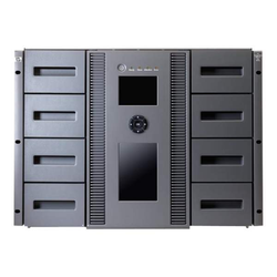 HPE - AU300A - HPE StorageWorks MSL8048 - Bandbibliothek - 76.8 TB / 153.6 TB