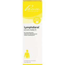 LYMPHDIARAL SENSITIV Salbe N 100 g