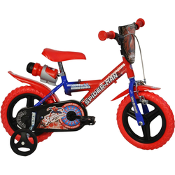 Spiderman Kinderfahrrad Spiderman, 1 Gang
