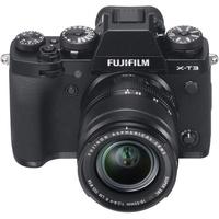 Fujifilm X-T3 schwarz + 18-55 mm R LM OIS