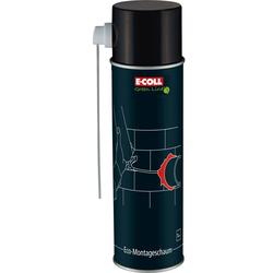 E-COLL ECO Montageschaum 500 ml kennzeichnungsfrei