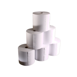 Kassenrolle - Normalpapier HF 76 80 12 (B/D/K), ca. 80m (Apotheke)