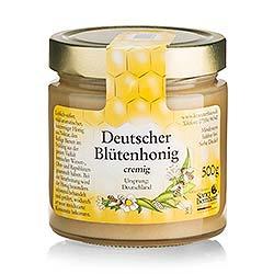 Deutscher Blütenhonig cremig