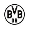 BVB Borussia Dortmund Autoaufkleber