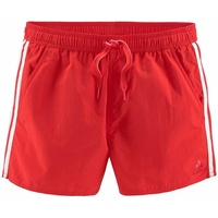 adidas 3-Streifen Boxer red/ white S