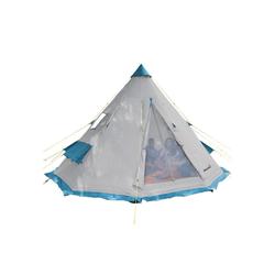 Skandika Tipi-Zelt Partyzelt 6 Personen, Campingzelt