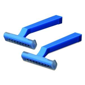 MaiMed® - Einmalrasierer, 1 Packung = 100 Stück, Comfort