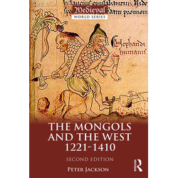 The Mongols and the West: eBook von Peter Jackson