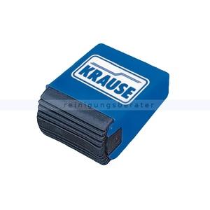 Krause Traversenfußkappe blau 64x25 mm Fußkappe für Profi Leitern