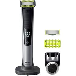 Philips Elektrorasierer OneBlade Pro Face & Body QP6620/30, Aufsätze: 3, Trimmen, Stylen und Rasieren
