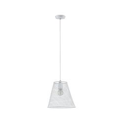 Paulmann Calma 70893 Pendelleuchte LED E27 20W Weiß