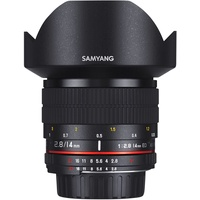 Samyang 14mm F2,8 ED AS IF UMC Sony E