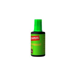 Stempelfarbe 27ml grün ohne Öl