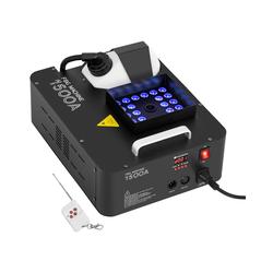 Nebelmaschine - LED 24 x 3 W - 1.500 W - 509 m³/min