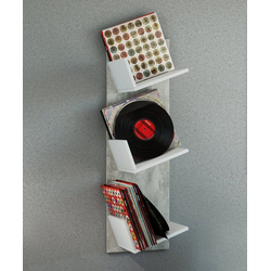 VCM CD-Regal Schallplatten-Regal