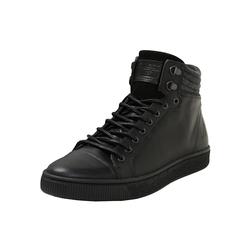Sneaker High Hi-Top Sneaker COX schwarz