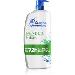Head & Shoulders Menthol Shampoo gegen Schuppen 900 ml