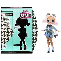 MGA Entertainment L.O.L. Surprise OMG 3.8 Doll- Uptown Girl