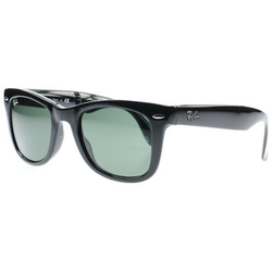 Ray-Ban Folding Wayfarer 4105 601 5420 Black Sonnenbrille