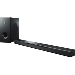 Yamaha MusicCast BAR 400 2.1 Soundbar (Bluetooth, WLAN (WiFi), 200 W)
