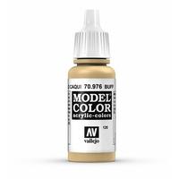 Vallejo 70.976 Acrylfarbe Braun Flasche 17 ml