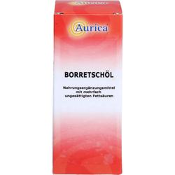 BORRETSCHÖL 100 ml