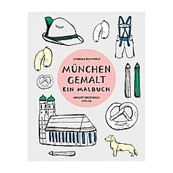 München gemalt - Buch