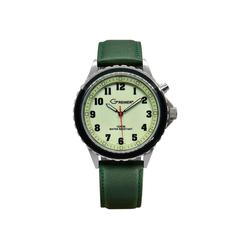Greiner Chronograph Armbanduhr Ansitz