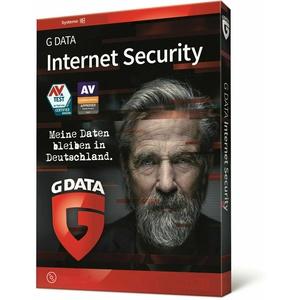 G Data Internet Security 2021 1 PC / Gerät 1 Jahr Multi - Device Vollversion
