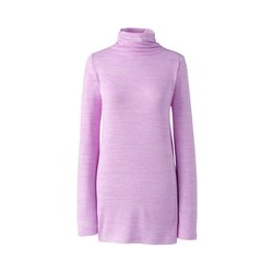 Pullover mit Stehkragen - M - Lila