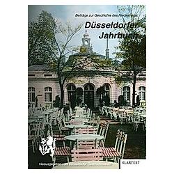 Düsseldorfer Jahrbuch: .89 2019 - Buch