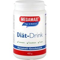 MEGAMAX Drink Karamell Pulver 425 g
