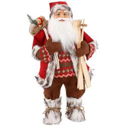 my home Dekofigur Weihnachtsmann 60 cm
