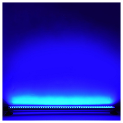 TOPMELON LED Aquariumleuchte LED Aquariumleuchte blau 18 cm