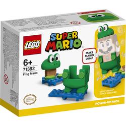 Frosch-Mario Anzug