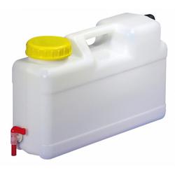 12 Liter Raumspar Kanister DIN 96 mit Ablasshahn