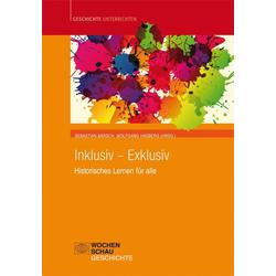 Inklusiv - Exklusiv als Buch von Wolfgang Hasberg